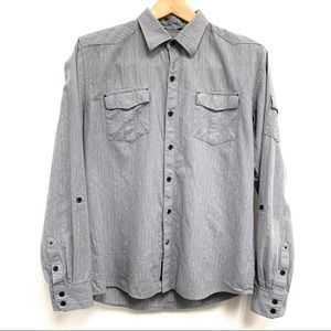 Civil Society We The People Button Down Shirt